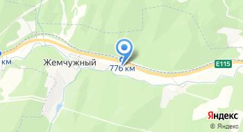 Автокомплекс 126 км на карте