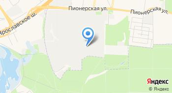 ТД ЭСТ на карте