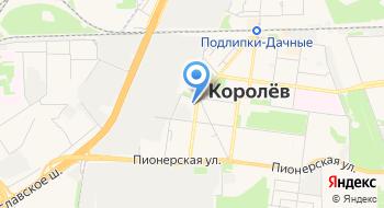 Многопрофильное предприятие Фабрика-Кухня на карте