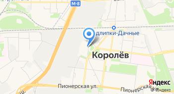 Ортопедическая индустрия Москва Энергия на карте