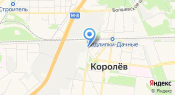 Автобытдор на карте