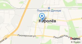 Московский областной фонд поддержки малого предпринимательства на карте