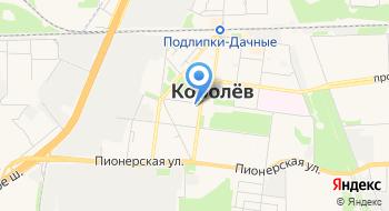 My-shop.ru, пункт выдачи на карте