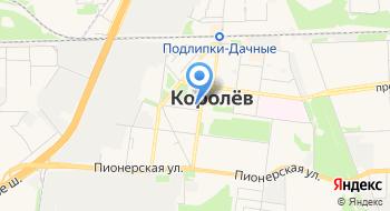 Альттерм на карте