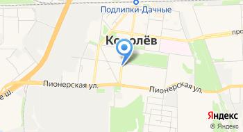 Школа русского ножевого боя Русская Сеча на карте