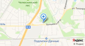 Королёвское Городское Казачье Общество на карте
