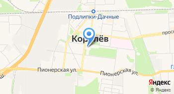Мбук Королёвский духовой оркестр на карте