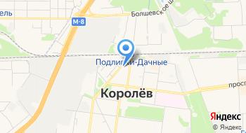 Интернет-магазин Vanil-life на карте