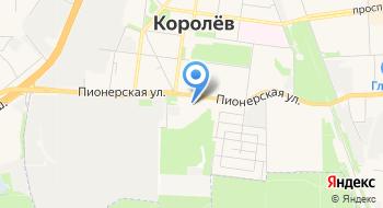 ФКУ УИИ УФСИН России по Московской области, филиал по городу Королеву на карте