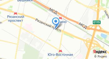 Шурстэп Евразия на карте