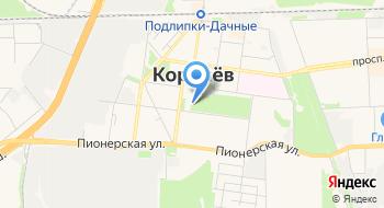 Ресторан Украинский дворик на карте