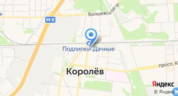 Меха России на карте