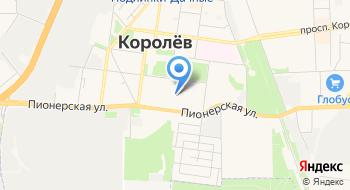 Детский музыкально-драматический театр Звездочет на карте