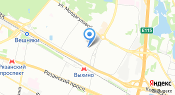 Сервисный центр СЦР на карте