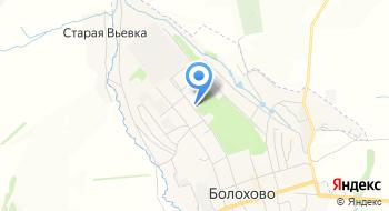 Болоховская поликлиника, ГУЗ на карте