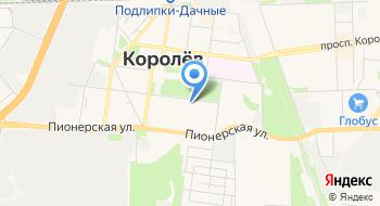 Технологический университет на карте