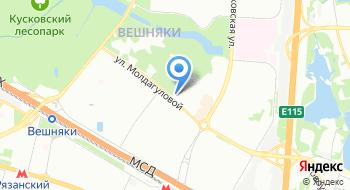 ГБУ Центр Вешняки на карте