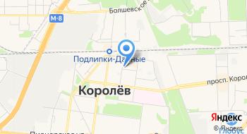 Городская больница №1 Детская поликлиника №1 на карте