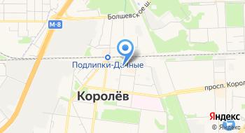 Центр информационных проектов на карте