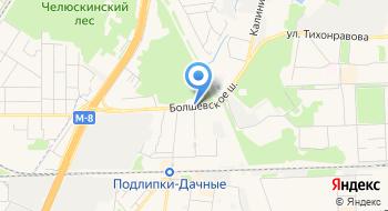 Владислав Чижов на карте