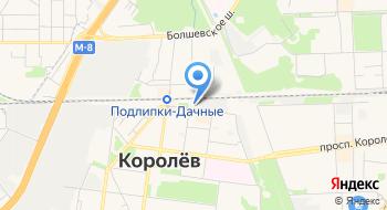 Мегаполис-Сервис на карте