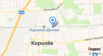 КОНФЕТКА на карте