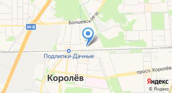 Управление по благоустройству Администрации городского округа Королев на карте
