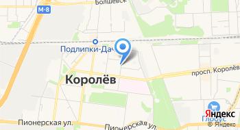 Московская областная общественная охотничье-кинологическая организация Общество охотников и рыболовов на карте