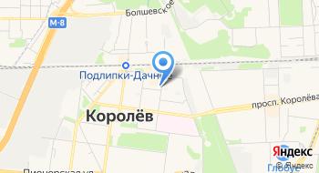 Торговый комплекс Подлипки на карте