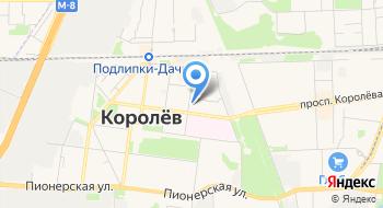 Главное управление Государственного Административно-Технического Надзора Московской области Территориальный отдел №38 г. Королев на карте