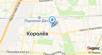Боулинг-клуб Ультрамарин на карте