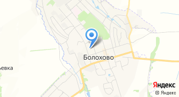 Болоховская ДМШ на карте