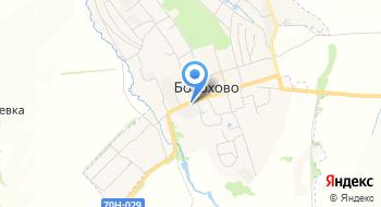 Техрубеж на карте