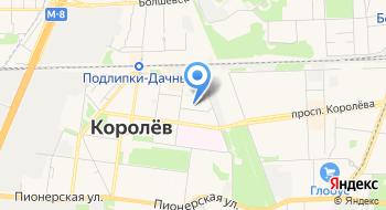 Отдел Военного Комиссариата Московской области по городам Мытищи, Королёв и Мытищинскому району на карте