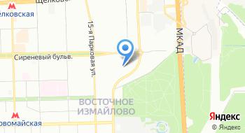 Русгравер на карте