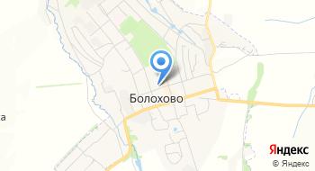 МКОУ Болоховский центр образования №1 на карте