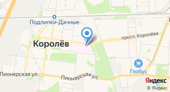 Онкологический диспансер МБУЗ Городская больница №1 на карте