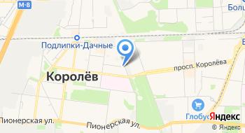 Межрайонный отдел УФМС России по МО на карте