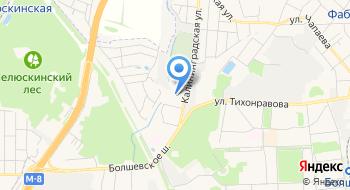 ГУП,Мострансавто,Королёвское ПАТП на карте