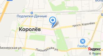 Королевское Хуторское Казачье Общество на карте
