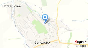 Церковь Иконы Божией Матери Споручница Грешных в Болохово на карте