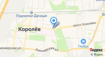 Кафе Рандеву на карте