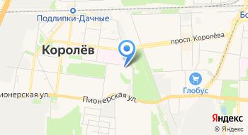 Агентство праздников Антика на карте