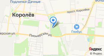 Храм священномученика Владимира на карте