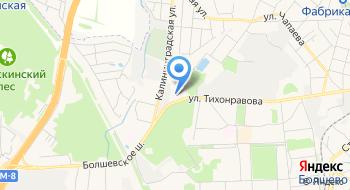 Славянка, РЭР №02 на карте