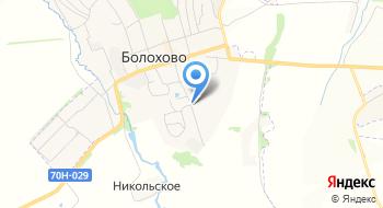 Бродовский А.В., ИП на карте
