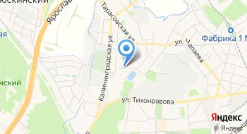 Пансионат Королев-2 на карте