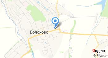 Болоховский машиностроительный техникум, ГПОУ ТО на карте