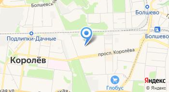 Дом Юных Техников на карте