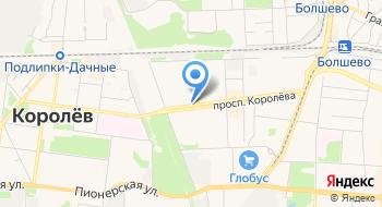 Ортопедический салон ОРТЕКА на карте